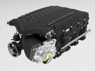 Whipple Superchargers Gen 5 3.0L Kit for 18-Current Challenger, Charger & 300C 5.7L