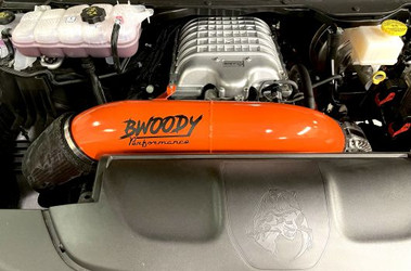 """BWoody 5"""" Velocity Plus Intake for 21-Current RAM 1500 TRX 6.2L - 910.4001"""