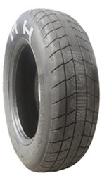 M&H Racemaster Front Drag Radial Tire 185/75R15