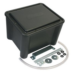 Moroso Sealed Black Battery Box 74051