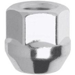 "Gorilla Acorn Bulge Open End Lug Nut: 13/16"" hex; 14mm x 1.50; Set of 4 Nuts"