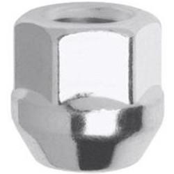 "Gorilla Acorn Bulge Open End Lug Nut: 13/16"" hex; 14mm x 1.50; Set of 4 Nuts - 90047B"