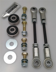 "HHP Racing Sway Bar End Link & Rear Toe Bushing Installation Kit For TCE 15"" Rear Brake Conversions (2005-2019 HEMI Cars) - HHP15KIT"