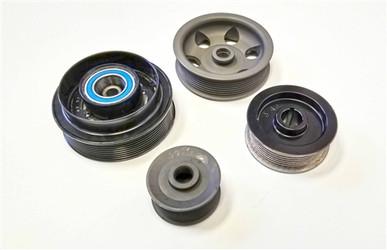 Original Concept Design - 8 Rib Pulley Kit - OCD-8R