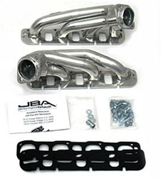 JBA Stainless Steel Headers (Silver Ceramic Coating) (2005-2019 D-Port 5.7L 300C, Charger, Challenger, Magnum) - 1964S-1JS