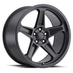 Factory Reproductions Demon Replica Wheels - Satin Black