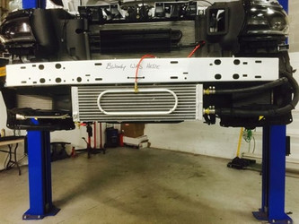 BWoody Hellcat Heat Exchanger (2015-2019 Hellcat Vehicles) - 410.4007