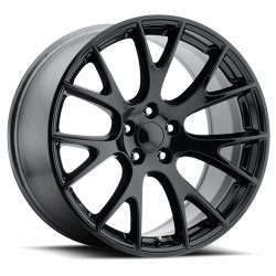Factory Reproductions Hellcat Replica Wheels - Gloss Black