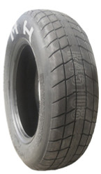 M&H Racemaster Front Drag Radial Tire 185/50R18 - ROD-12