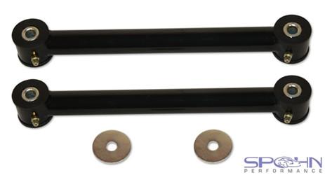 Spohn Performance Tubular Rear Sway Bar End Links (2005-2017 LX,LC,LD Vehicles) - LX-REL