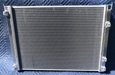 Karma Racing Products Performance Aluminum Radiator (2005-2018 LX/LC) - LXLCKARMARAD