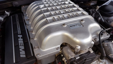 HHP/BES OEM Hellcat IHI Factory Supercharger Porting Service HHPHCBP