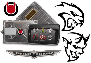 Diablosport PCM + Tuner Package for 15-Current Challenger, Charger, Demon, Redeye, Trackhawk, Durango SRT Hellcat & RAM TRX 6.2L