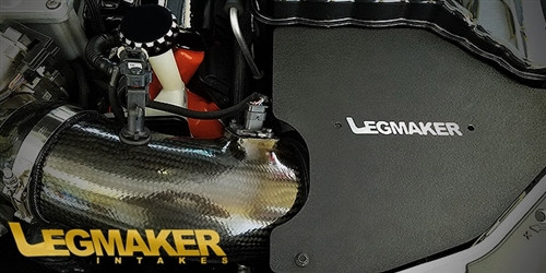LMI Hellcat Air Intake - (2015-2018 6.2L Charger, Challenger) LMI-HELLCAT