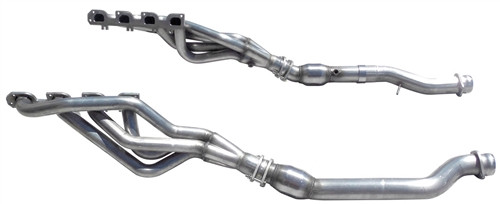 "American Racing Headers 2"" x 3"" Longtube Headers (2012+ Jeep Grand Cherokee SRT 2018+ Trackhawk) - JPGC-12200300LS(c)"