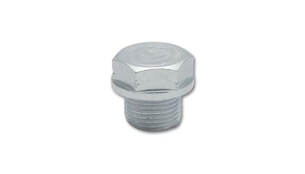 Vibrant Mild Steel O2 Sensor Bung Plug (Thread Size 18mm x 1.5) - 1195A