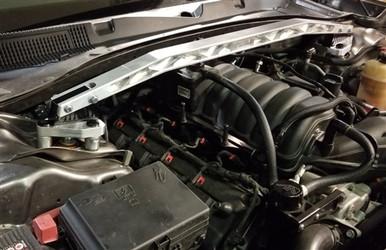 AAD Billet Strut Tower Brace - (2006-2019 Dodge Charger/Challenger/Magnum Chrysler 300) - AADSTB
