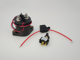 HHP Battery Killswitch kit for race cars