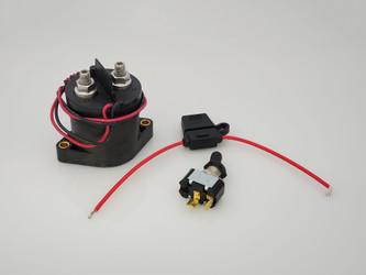 HHP Battery Killswitch kit for race cars