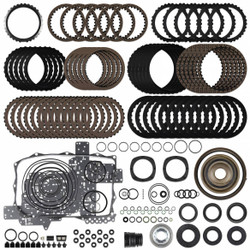 SunCoast 8HP70 REBUILD KIT WITH ALTO G3 CLUTCHES - SC-216901PWR