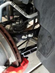 AAD Billet Wheel Hop Eliminator Kit - (2006-2020 Dodge Charger/Challenger/Magnum Chrysler 300) - AADWHE