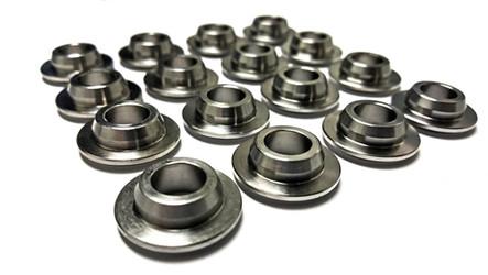 Manley Titanium Valve Spring Retainers - 23629-16