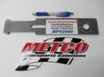 Metco Hellcat Pin Holding Tool (Challenger/Charger Hellcat - Jeep Trackhawk - Dodge Demon/Redeye  ) - HPT2000