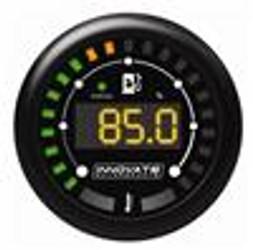 Innovate Motorsports MTX-D Ethanol Content & Fuel Temp Complete Gauge Kit - Black Dial - 3904