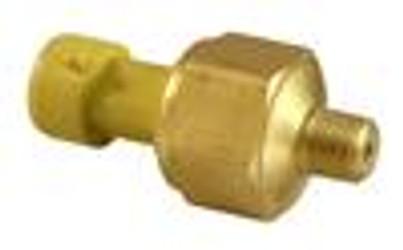 AEM 150 PSIg MAP Brass Sensor Kit (Includes 150 PSIg Brass Sensor & 12in Flying Lead Connector) - 30-2313-150