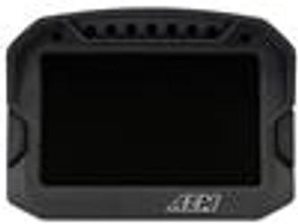 AEM CD-5G Carbon Digital Dash Display w/ Interal 10Hz GPS & Antenna - 30-5602
