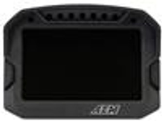 AEM CD-5LG Carbon Logging Digital Dash Display w/ Internal 10Hz GPS & Antenna - 30-5603
