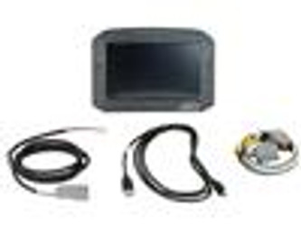 AEM CD-7 Carbon Flush Digital Dash Display - 30-5700F