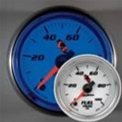 Auto Meter C2 Series Oil Pressure Gauge (0 to 100 PSI) - 7153