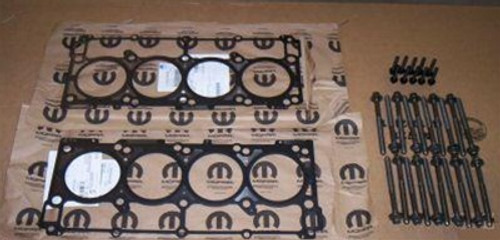 Mopar OEM HEMI Head Bolts & Head Gasket Set - BLTS-GSKT