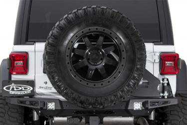 Addictive Desert Designs 2018 Jeep Wrangler JL Stealth Fighter Tire Carrier