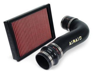 Airaid 03-08 Dodge Ram 5.7L Hemi Airaid Jr Intake Kit - Dry / Red Media