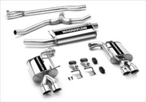 Magnaflow Complete Cat-Back Exhaust System, All 2004, 2005