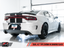 AWE Touring Edition Exhaust for 17+ Charger 5.7 - Non-Resonated - Diamond Black Tips - 3020-33074