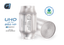 G-Sport 300 CPSI EPA Approved 3in Inlet/Outlet x 4.5in Body x 7in OAL Catalytic Converter