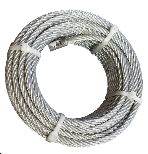 75' Aircraft Cable