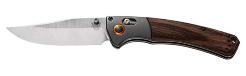 Benchmade 15080-2 Crooked River Wood Axis Assisted