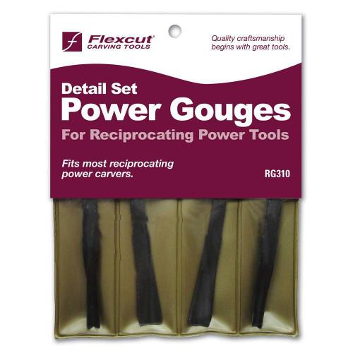 Flexcut RG310 Detailing Gouges