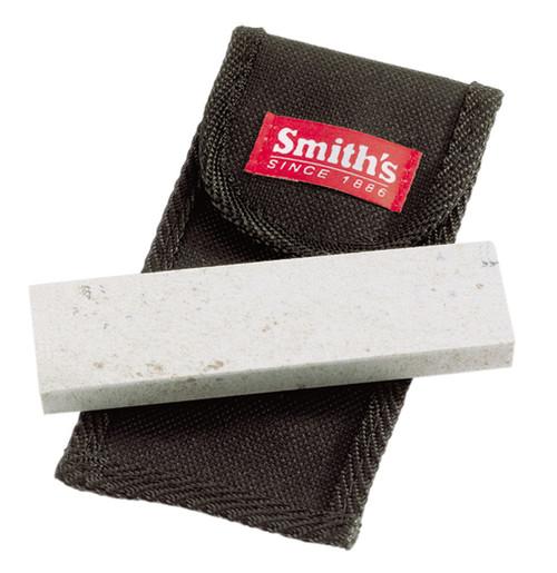 Smith's MP4L Medium Arkansas Stone w/Nylon Pouch