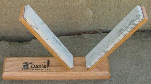 Dan's Soft (Medium) Arkansas Stone Sticks-SAS