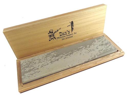 """Dan's 8"""" Soft (Medium) Arkansas Bench Stone MAB-82-C"""