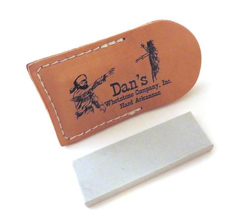 Dan's Hard (Fine) Pocket Whetstone-FAP-42-L