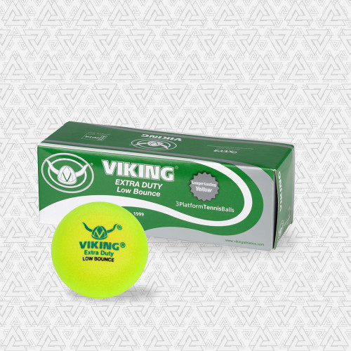 Viking Extra Duty Low Bounce Box - 3 Balls p/ Box