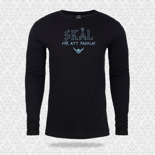 Viking Men's SKAL Long Sleeve T-Shirt - Front