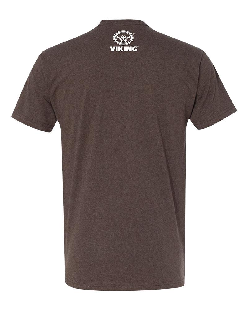 Viking Men's Devil's Horn T-Shirt - Back