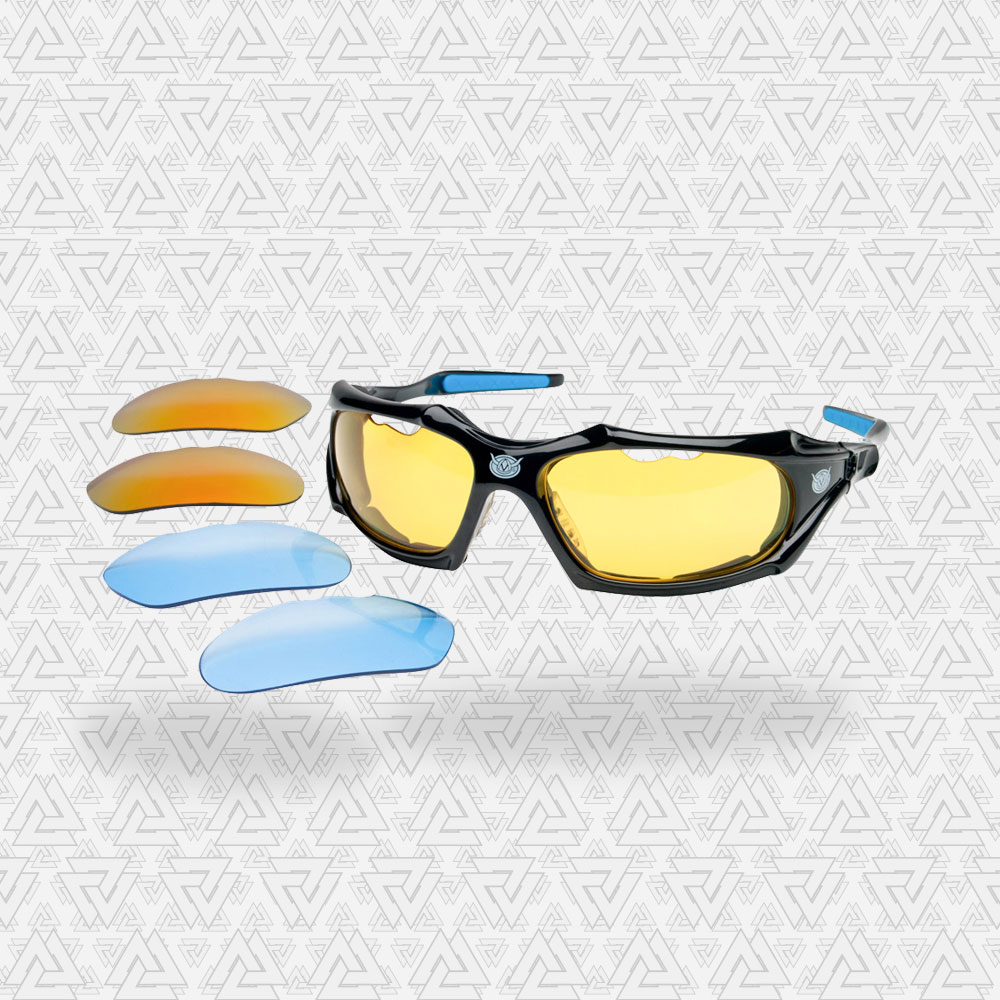 Viking Eyewear (Large size)The NEW Viking eyewear has been specifically designed for platform tennis players.